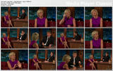 "EDIE FALCO legs - ""Late Late Show with Craig Ferguson"" (August 4, 2009) - *great leg-show!*"