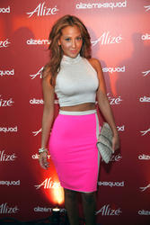 Эдриэнн Байлон, фото 21. Adrienne Bailon attends the Alize Mix Squad debut party at the Penthouse at Hotel Rivington on June 21, 2011 in New York City, photo 21