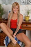 Nikki Blake - Footfetish 4i5pccguvfp.jpg