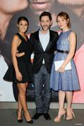 Emmanuelle Chriqui, march 17 2014, presenting her new french movie in Paris