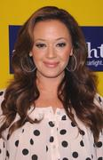 Leah Remini, at Ringling Bros. and Barnum & Bailey event 21-07-2011