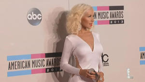 Christina Aguilera - Fashion Police: American Music Awards 2013, 720p