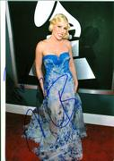Natasha Bedingfield In Person Autograph 27.05.2011 (1X)