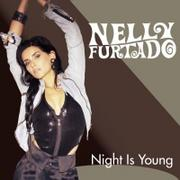 Nelly Furtado New Single �Night Is Young� cover