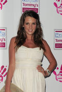 Danielle Lloyd @ erm, Huggies Little Bundle of Laughs party - Aug 10