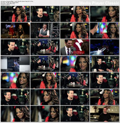 Christina Milian ~ Last Call with Carson Daly 2/13/12 (HDTV 1080i)